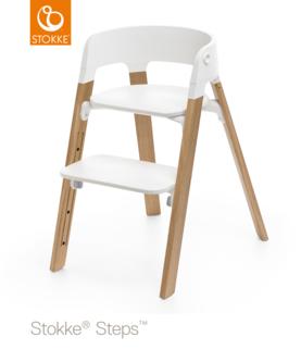 Stokke Steps syöttötuolin istuin - Syöttötuolit - 7040354600016 - 2