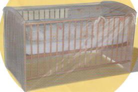 Sunny Baby sängyn hyönteissuoja - Matkasängyt ja lisävarusteet - 6417342020926 - 1