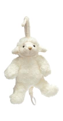 Teddykompaniet Teddy Baby soittorasia - Soittorasiat - 7331626050456 - 1