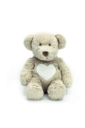 Teddykompaniet Teddy Cream nalle - Pehmolelut ja ensilelut - 7331626015516 - 1