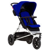 Mountain Buggy +One rattaat 3.0 - Tuplarattaat - 9420015750126 - 1