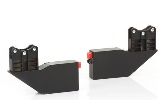Abc Design Zoom adapteri vaunukopalle - Adapterit ja turvakaaret tuplarattaisiin - 4045875033766 - 1