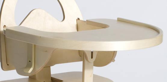 Svan Syöttötuolin Pöytä Koivu - Syöttötuolin lisävarusteet - 4342343254566 - 1