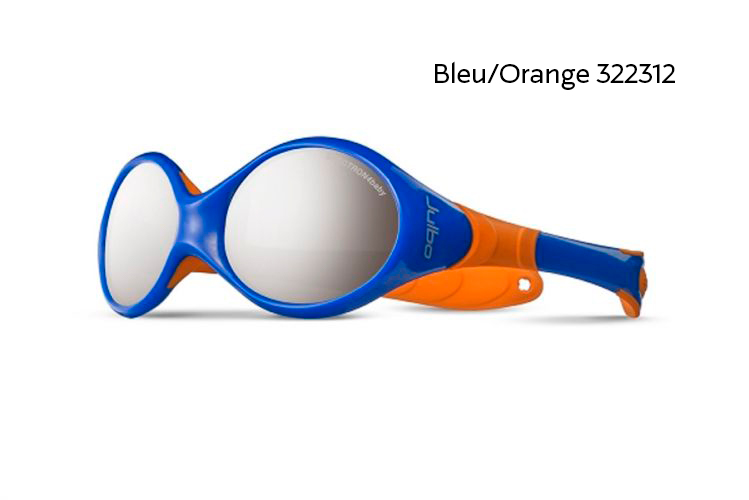 Bleu/Orange - Taaperon aurinkolasit - 987478987 - 44