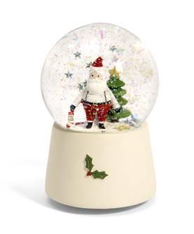 Mamas&Papas lumihiutalepallo pukki - Joulu - 5057232981367 - 1