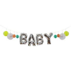 Meri Meri ilmapallokyltti - Babyshower - 636997226217