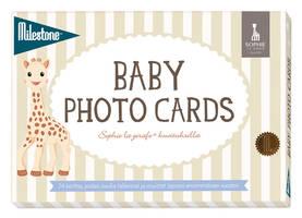 Milestone Baby Photo Cards kortit (FIN) - Kortit - 8718564764987 - 1