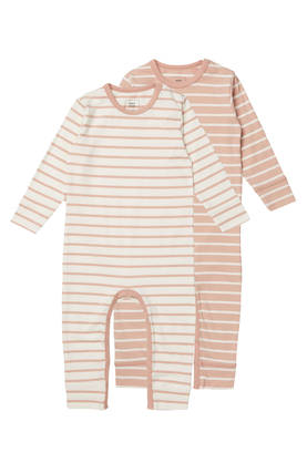 Minimize MmMoon Girls L/S Nightsuit 2 pack yöpuku - Potkuhousut - 3003254847 - 1