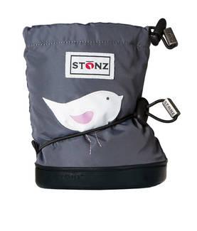 Stonz Booties töppöset - Bird Grey Plus - Töppöset - 51200120147 - 1