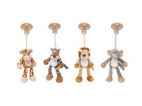 Teddykompaniet klipsilelu - Diinglisar Wild - Klipsilelut - 330210457 - 1