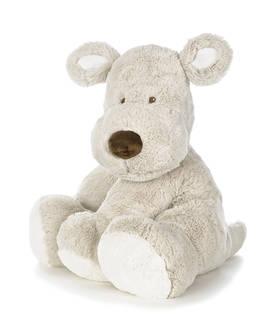 Teddykompaniet Teddy Cream koira XL - Pehmolelut ja ensilelut - 7331626021487 - 1