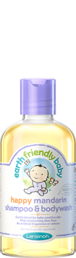 Earth Friendly Baby shampoo 250ml - Pesu ja puhdistus - 5060062997767 - 1