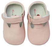 Rose et Chocolat MiniZ T-Strap tossut - Pink - Tossut - 6295568547
