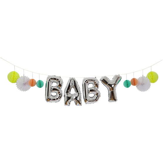 Meri Meri ilmapallokyltti - Babyshower - 636997226217 - 1