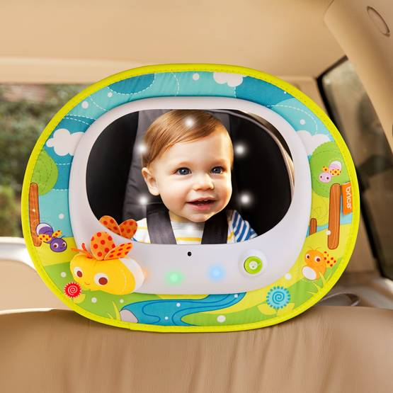 Munchkin Soiva Peili Autoon Baby In Sight Magical Firefly