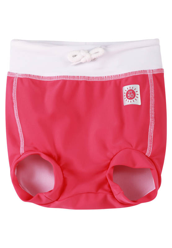 Reima SunProof Belize UV-uimavaippahousut - Strawberry Red/Rose - UV-vaatteet - 10012101447 - 1