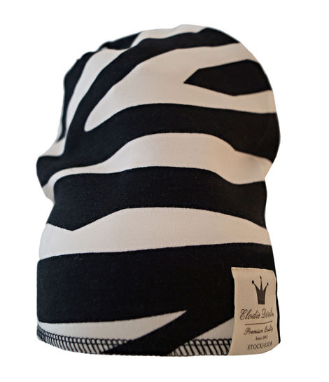 Elodie Details myssy - Zebra Sunshine - Kypärälakit ja pipot - 30003254787 - 1