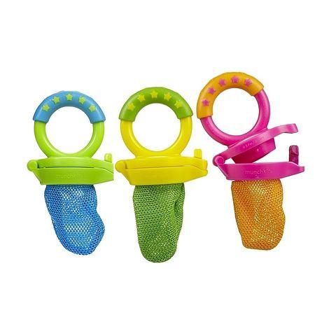 Sininen, vihreä ja oranssi - Napostelupurkit ja syömäavut - 5019090110877 - 3
