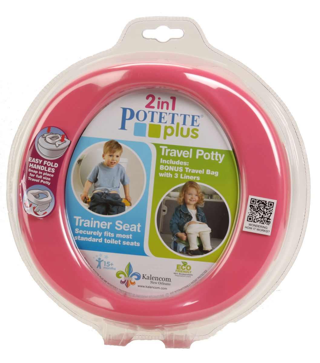 Potette plus 2-in-1 matkapotta/supistaja - Potat - 088161230108 - 4