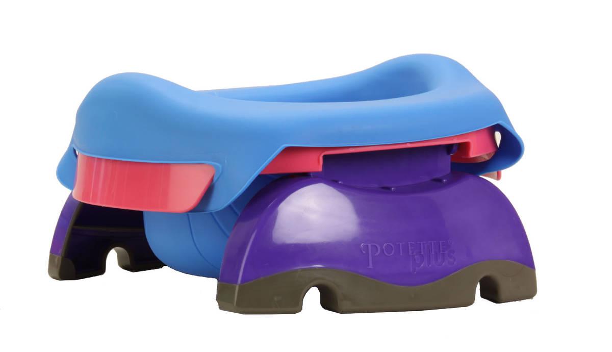 Potette plus 2-in-1 matkapotta/supistaja - Matkapotat ja lisävarusteet - 088161230108 - 7
