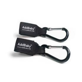 AddBaby kassikoukut 2 kpl - Verkkokassit ja kassikoukut - 7350041191278 - 2