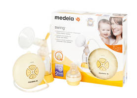 Medela Swing rintapumppu - Rintapumput ja lisävarusteet - 7612367024044 - 2