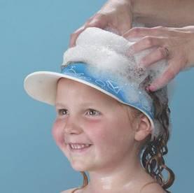 Clippasafe shampoosuoja lippa - Pesusienet, lämpömittarit ja pesulaput - 5015876020958 - 1