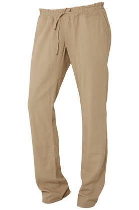 Mamalicious MlWinnie Linen Pant housut - Housut ja haalarit - 6500329558 - 1