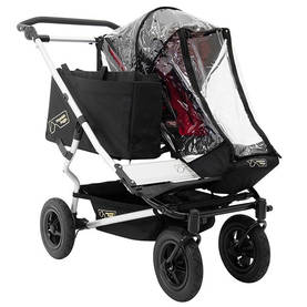 Mountain Buggy Duet sadesuoja single - Sadesuojat tuplarattaisiin - 9420015724158 - 1