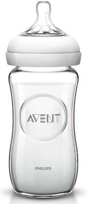 Philips Avent lasituttipullo 240 ml - Lasiset tuttipullot - 8710103576648 - 1