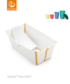 Stokke Flexi Bath Bath & Play - Ammeet - 7040355535058 - 1