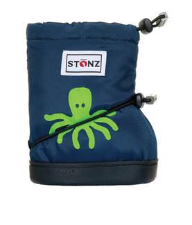 Stonz Booties töppöset - Octopus Navy Blue Plus - Töppöset - 3200326598 - 1