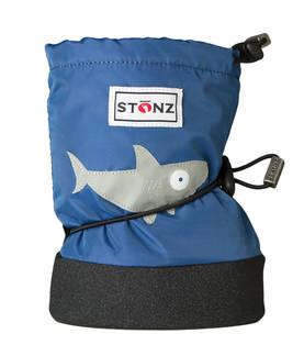 Stonz Booties töppöset - Shark - Slate Blue - Töppöset - 6230021088 - 1