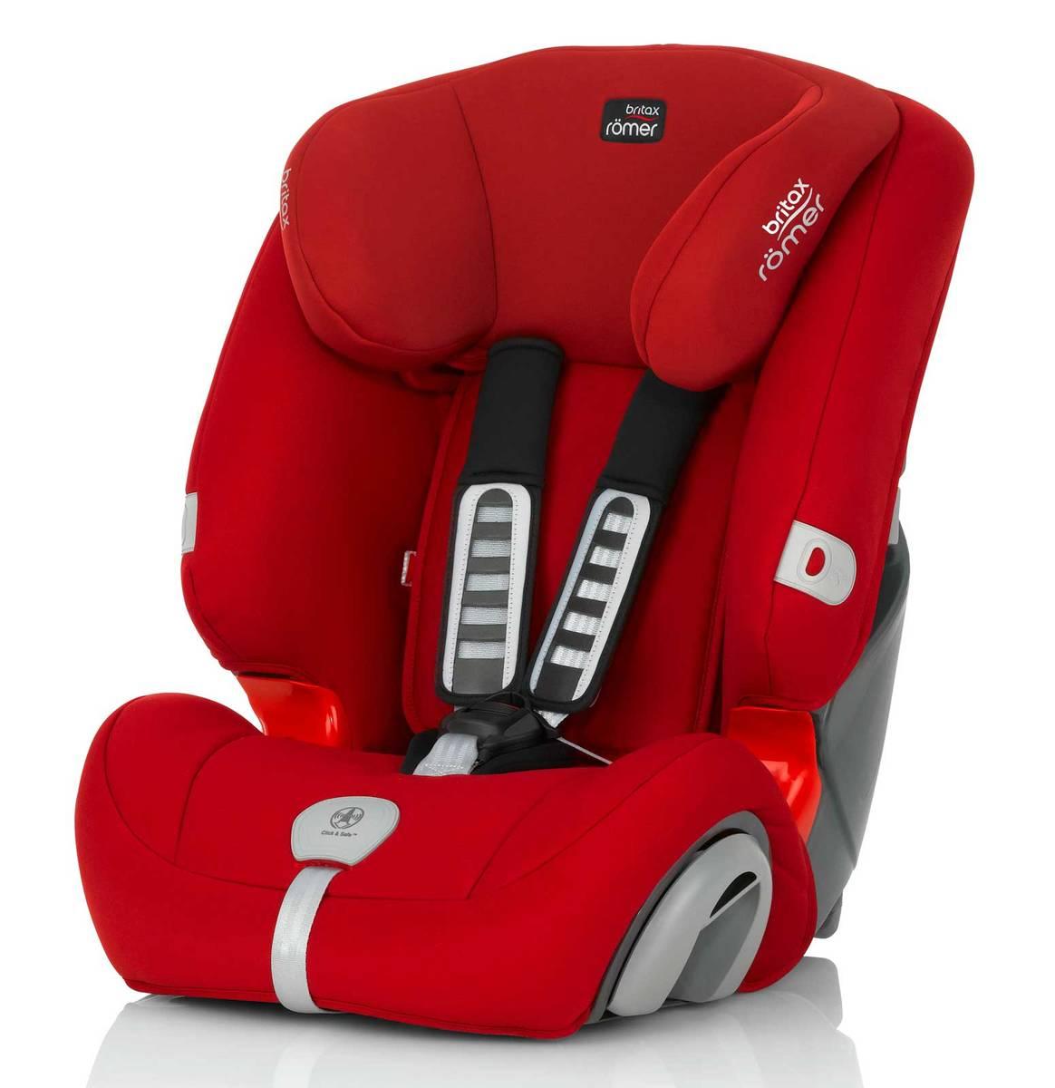 Flame Red 2016 - Turvaistuimet - 5012124059869 - 3