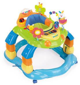 Brevi Giocagiro kävelytuoli 3in1 - Kävelyopettelutuolit - 8011250551459 - 1