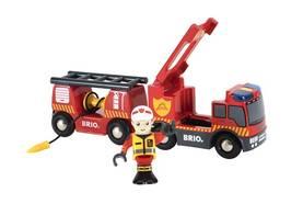 Brio paloauto - Puulelut - 7312350338119 - 1