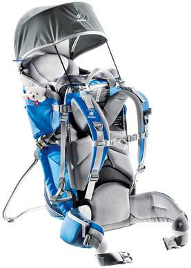 Deuter aurinkokatos Kid Comfort - Lisävarusteet rinta- ja kantoreppuihin - 4001737964999 - 2