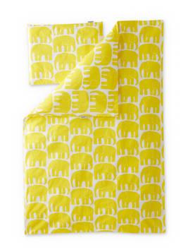 Keltainen - Pussilakanat ja tyynyliinat - 326669989 - 2