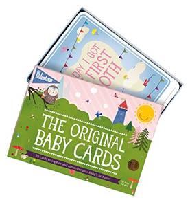 Milestone Baby Cards kortit (ENG) - Kortit - 8718564760019 - 1