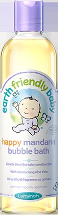 Earth Friendly Baby kylpyvaahto 300ml - Pesuaineet ja rasvat - 5060062997859 - 1