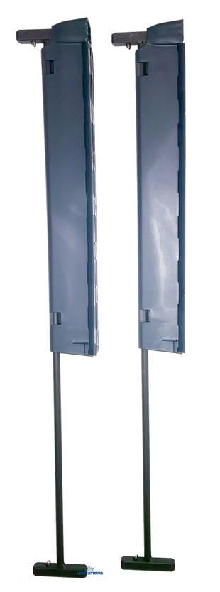 Munchkin/ Lindam seinäkiinnikesarja - Jatkopalat ja lisäosat - 5019090444439 - 1