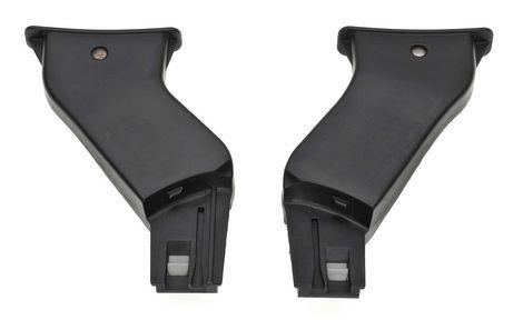 Britax B-Agile Double Click&Go adapterit - Adapterit turvakaukaloille - 4000984113969 - 1